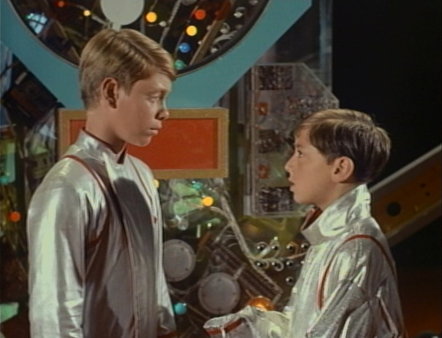 Lost In Space Episode 62 Kidnapped In Space