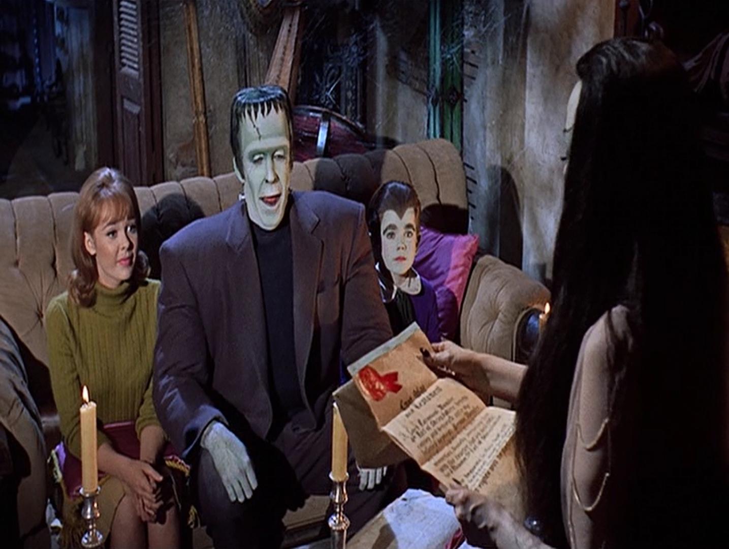 munster go home movie 1966