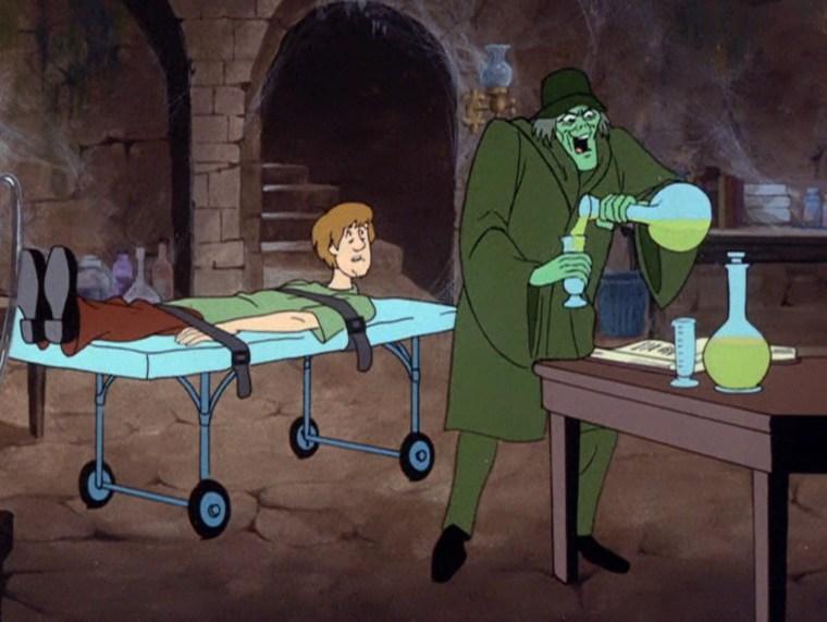 Scooby-Doo Mr Hyde