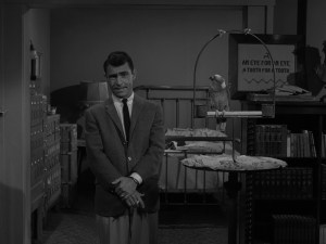 The Twilight Zone Four O Clock