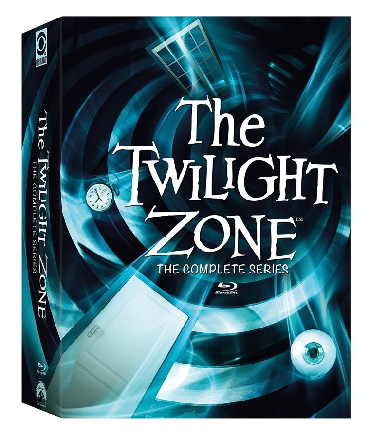 The Twilight Zone The Complete Series Blu-Ray
