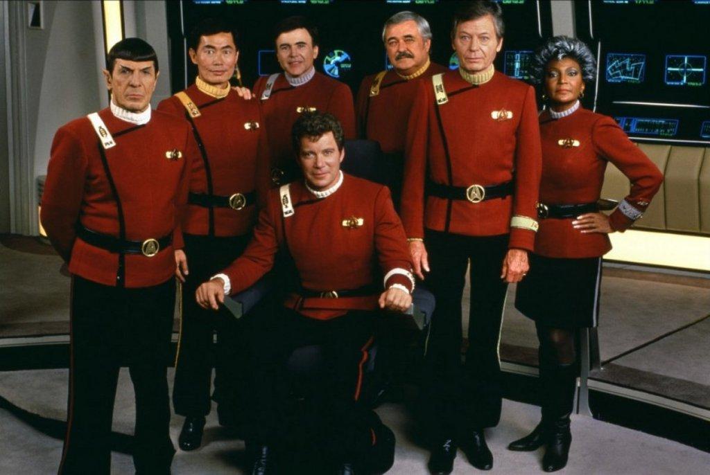 Besetzung Star Trek
