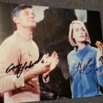 Sally-Kellerman-Gary-Lockwood-Iconic-Autographed-8x10