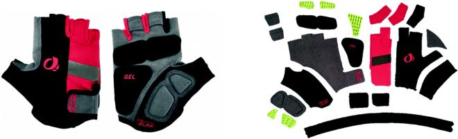 """القفازّات """"الجوانتي"""" - Gloves للدراجة الهوائية"""