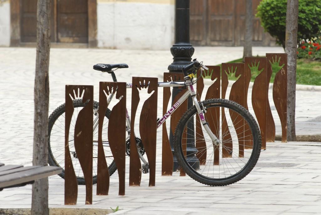 Tactil_appui vélos_Santa&Cole