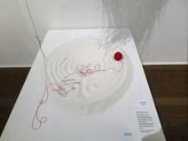 labyrinth & red string