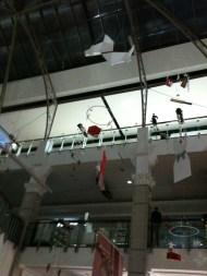 Hanging team 4