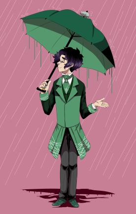 Rainy Day (Jekyll)