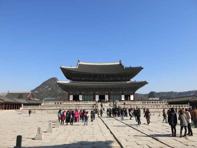 a look at Geunjeongmun
