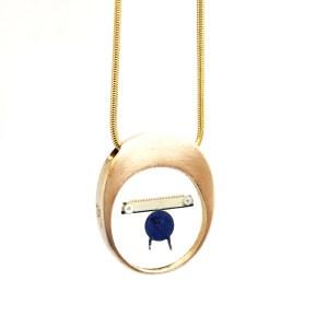 Midorj RB33 - pendente in bronzo creato da Camilla Andreani per Midorj