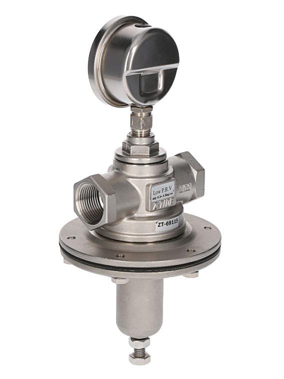 Přímočinný redukční ventil DAPRV na vodu
