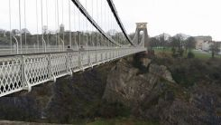 Clifton Suspension bridge - 26.3.16