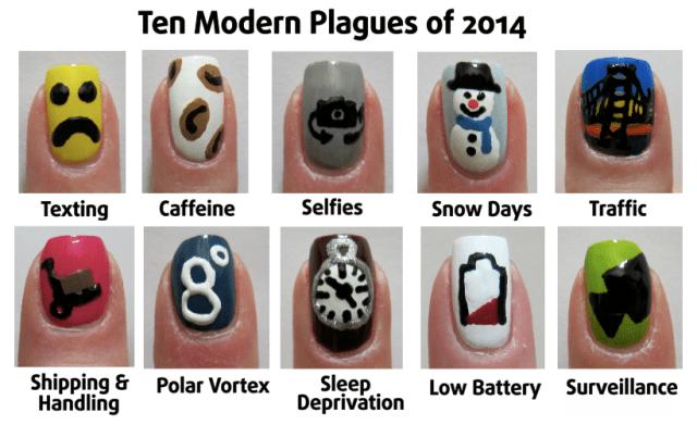 Ten Modern Plagues of 2014