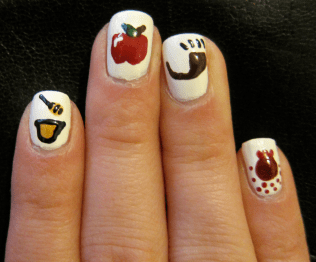 Rosh HaShanah Manicure