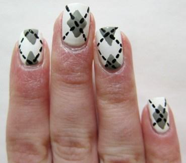Argile Nail Art Mishpatim
