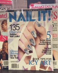 Magazine Nail It