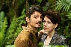 Nick Loumos as Orsino & Meredith Ernst as Viola