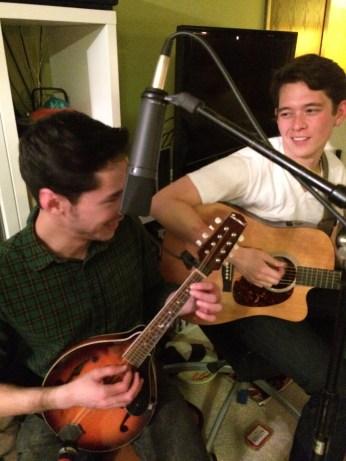 Erick and Ian