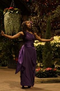 Kanome Jones as Olivia