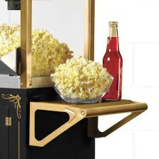 10 oz Kettle Popcorn Popper Stand