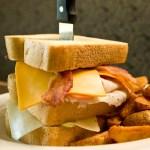 Americana Bistros Club Sandwich