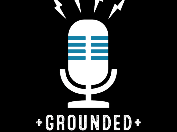 Monthly Podcast highlight Grounded with Dinée Dorame Podcast