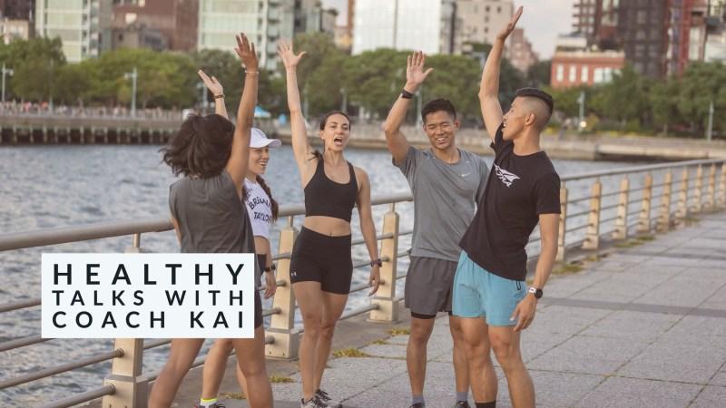 Healthy Talks with Coach Kai (Run Coach Kai)