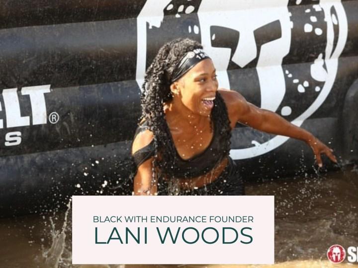Black With Endurance founder Lani Woods