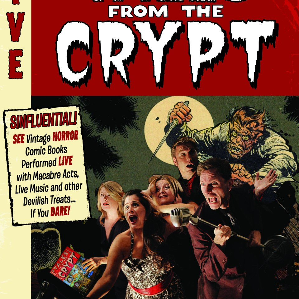 "Captured Aural Phantasy Theatre presents ""Tales from the Crypt"" LIVE!"