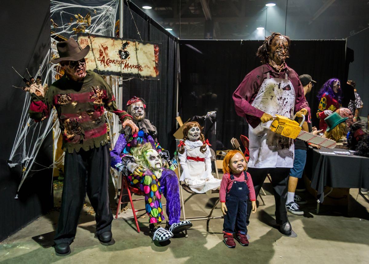 Halloween Convention Long Beach