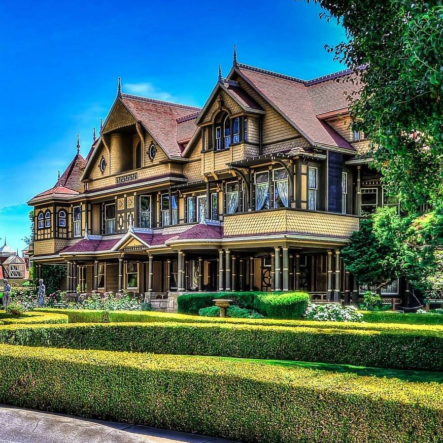 winchester mystery house midsummer scream