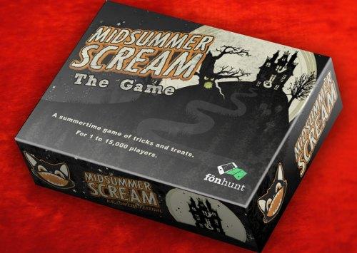 Midsummer Scream: The Game