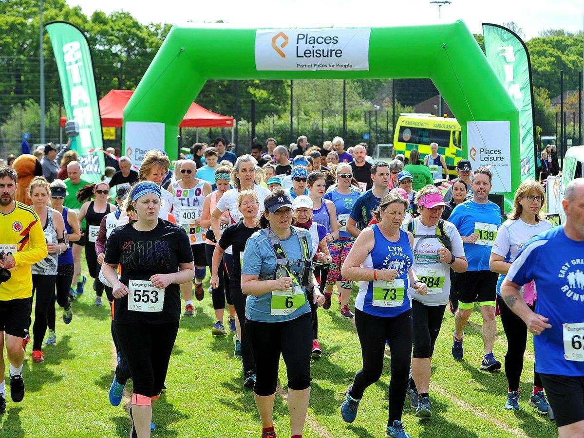 Mid Sussex Marathon