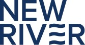 NewRiver Navy Logo JPEG File - White Background