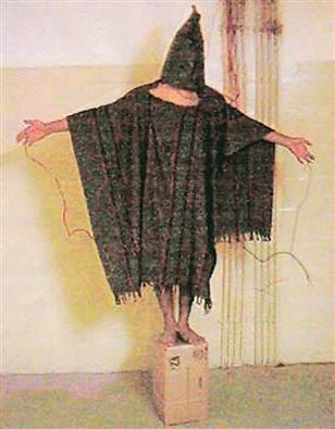 Før og nå. Abu Ghraib 2004
