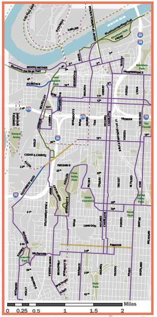 KC bike maps, hot off the presses | Midtown KC Post Kc Map on missouri state road map, worlds of fun map, hd map, hebron ne map, earth city missouri map, kl map, na map, compromise of 1820 map, paul map, great plains usa map, de map,