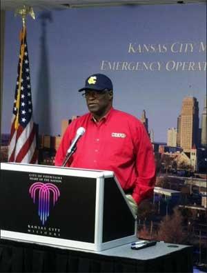 Photo courtesy mayor's office.