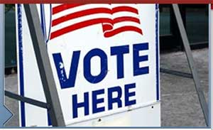 voter-here-sign
