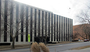 The building as it looks today.
