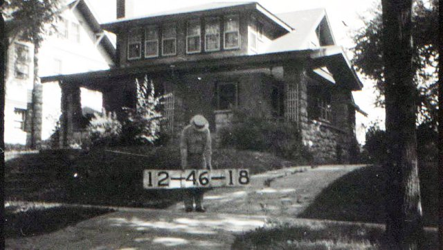 This 1940 photo shows a home at 24 W. Concord in the Countryside neighborhood.