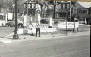Corner of 30th and Gilliam in 1940.