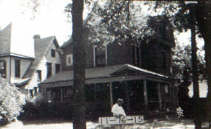 3523 McGee in 1940.