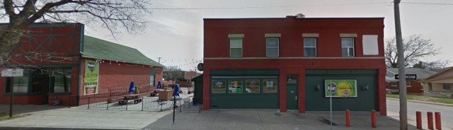 Perhaps the best-known address on today's block, from 44th to 45th and from Belleview to Madison Avenues, is The Point, a popular local bar and grill. From as early as 1918 through the 1930s, the buildings that house The Point served the neighborhood as a drug store and grocery.