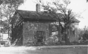 The Goforth home (undated).
