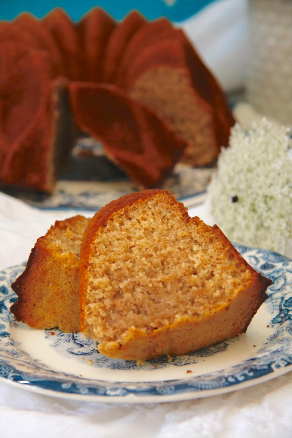 Bundt Cake espelta 6