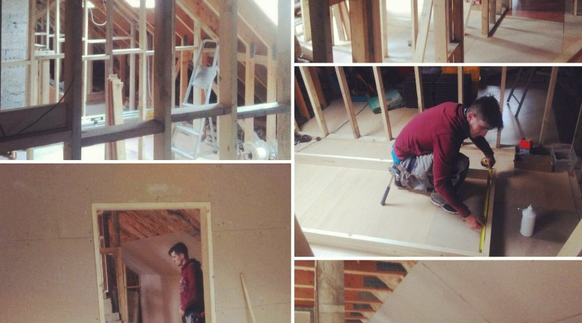 Attic Conversion Joiner Roofer Northern Ireland