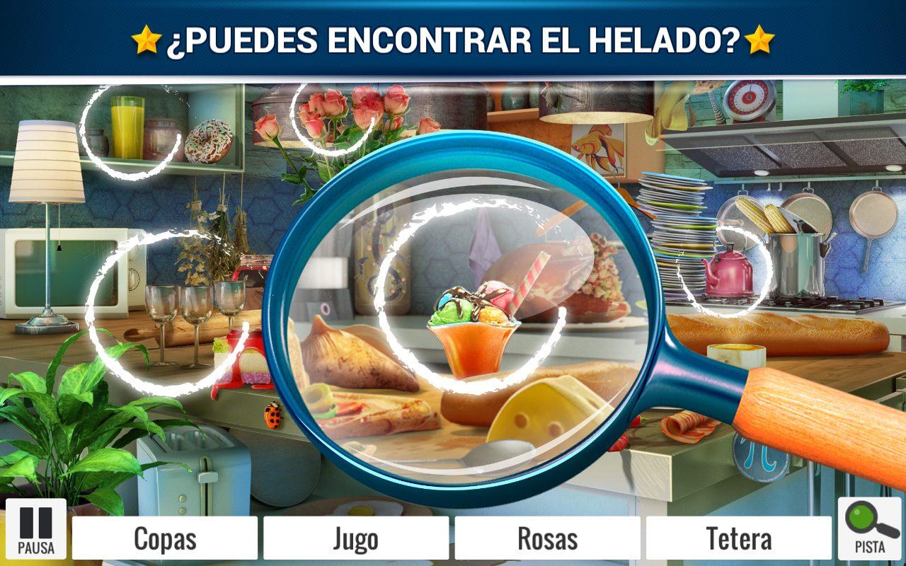Objetos Ocultos En Espanol