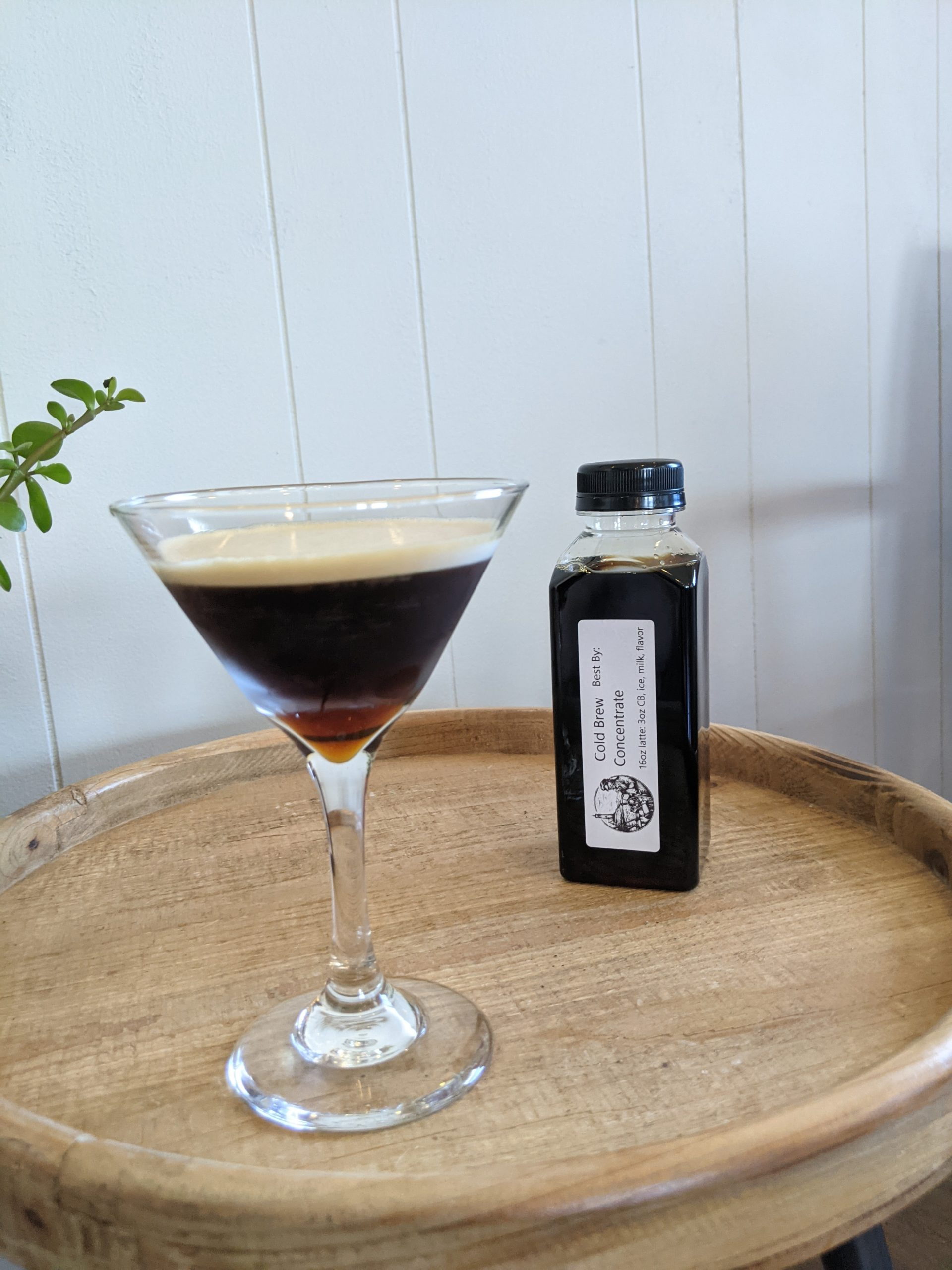 Read more about the article Cold Brew Martini