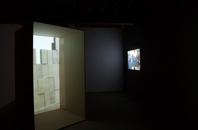 Bingo, wait a minute..., installation view.