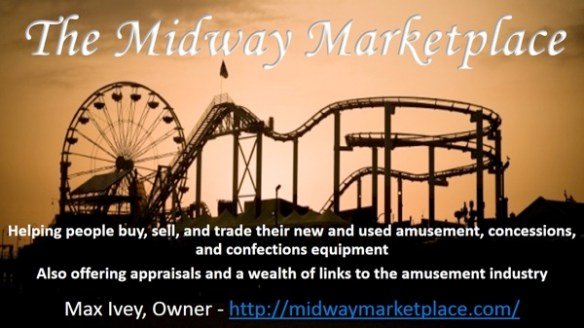 new logo of the midway marketplace created by kelly corbin of mvp entertainment